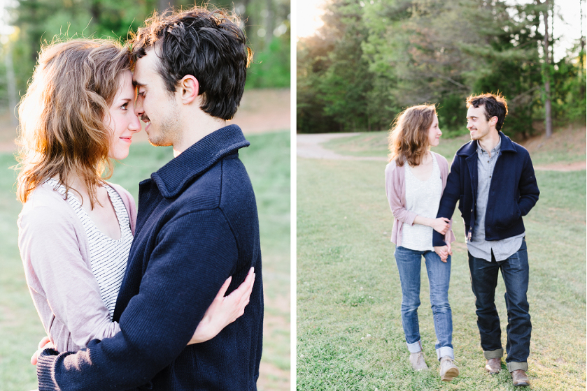 Cary Engagement Session by Kelsey Nelson Photography