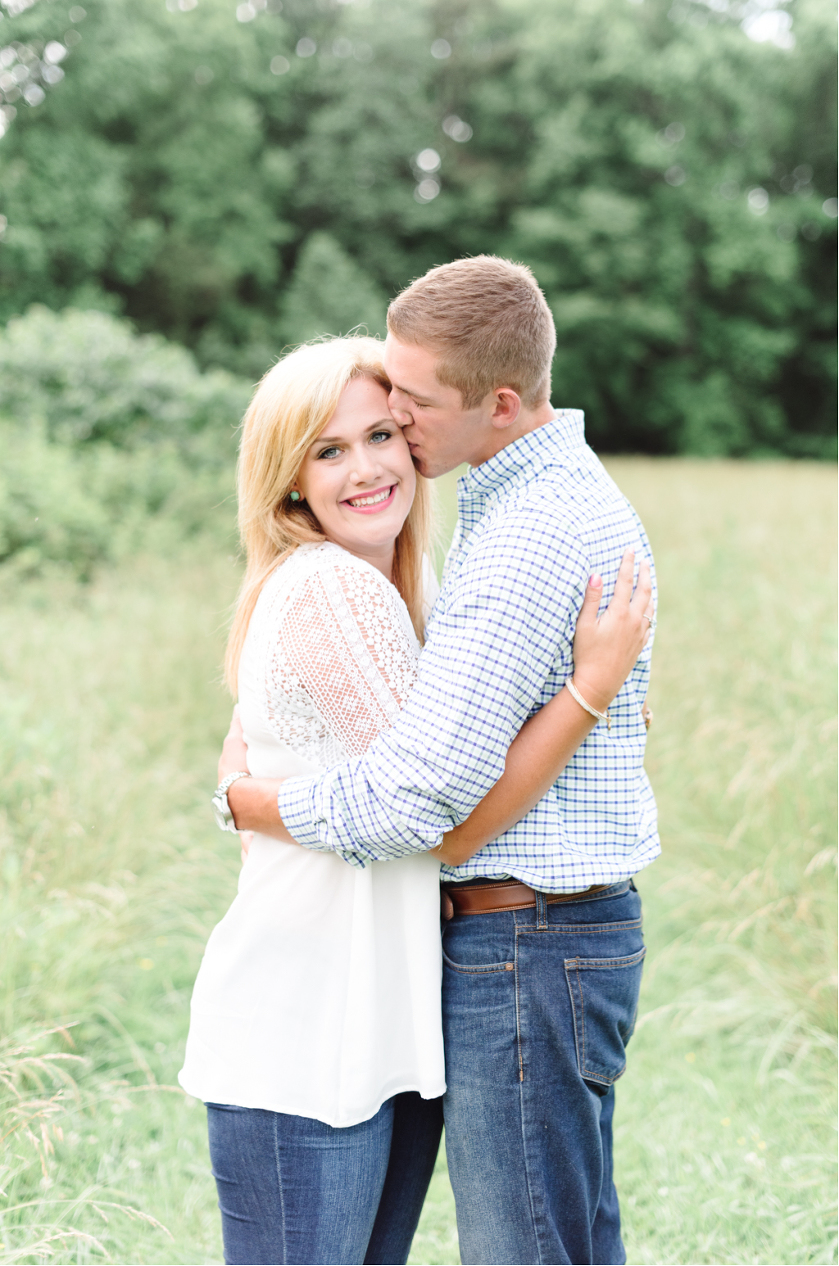 Raleigh Engagement Session by Kelsey Nelson Photography