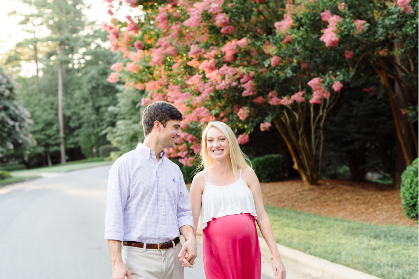 Cary Maternity Session by Kelsey Nelson Photography