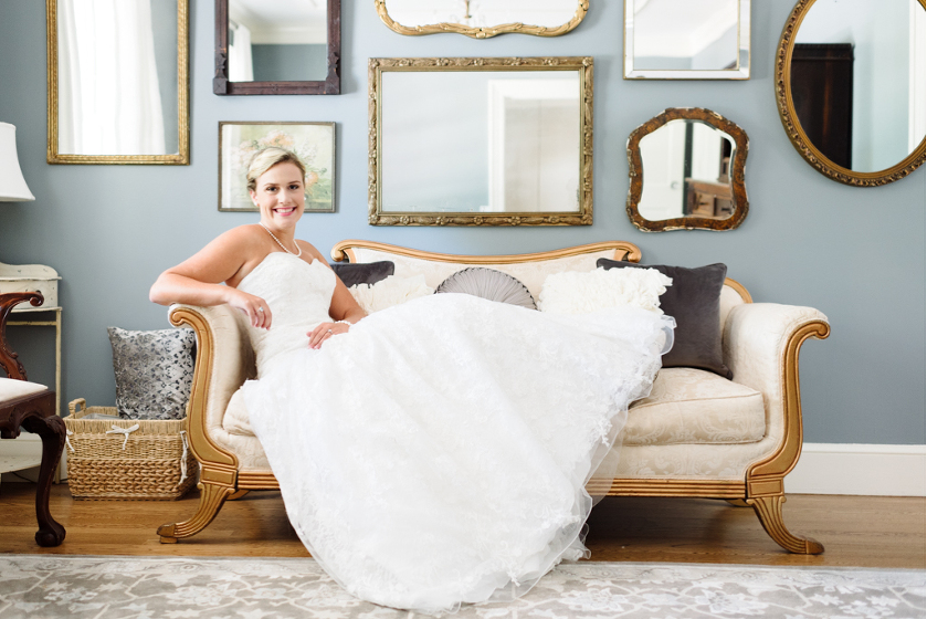 Bridal Portraits by Kelsey Nelson Photography in Raleigh