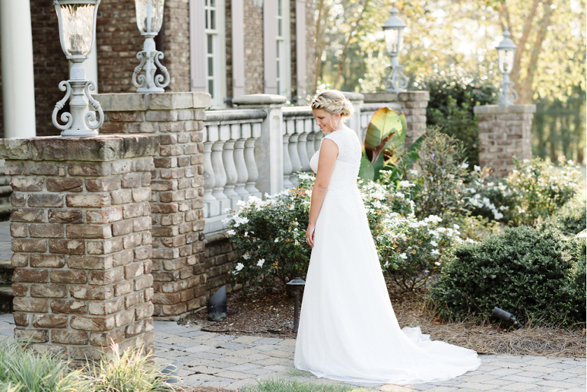 Raleigh Bridal Portraits by Kelsey Nelson Photography