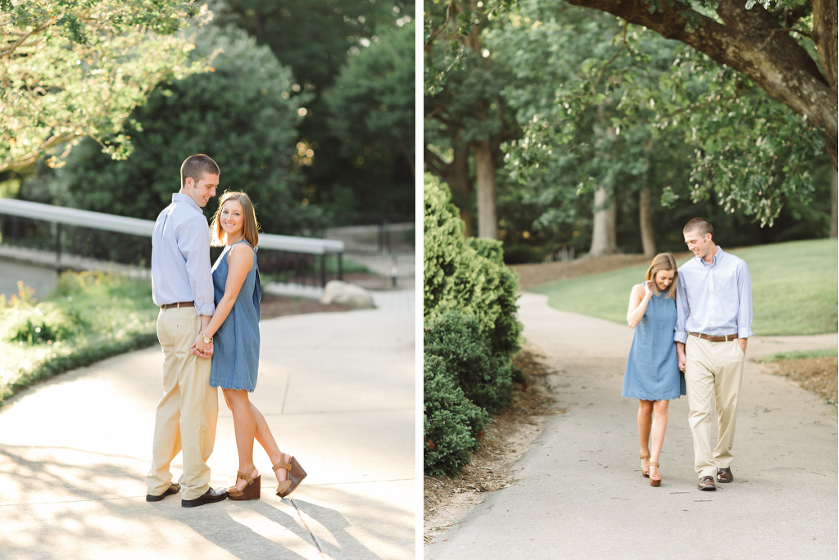 Raleigh Engagement